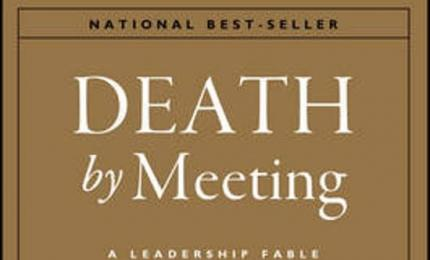 Death By Meeting - Lencioni