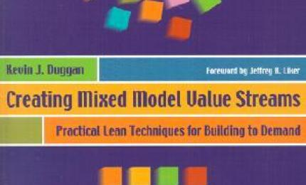 Creating Mixed Model Value Streams