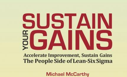 Sustain Your Gains - McCarthy