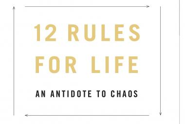 12 Rules for Life - Peterson